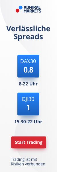 Anzeige - Admiral Markets UK Dax30 DJI30