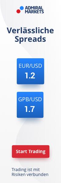 Anzeige - Admiral Markets EUR USD GPB