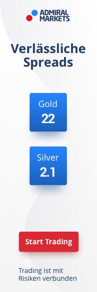 Anzeige - Admiral Markets Gold Silber Rohstoffe