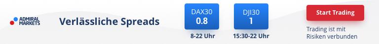 Anzeige - Admiral Markets Dax30 DJI30